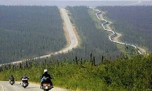 Trans-Alaska pipeline system