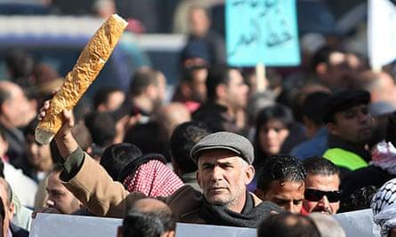 Jordanian protests