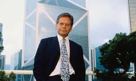 Simon Murray - Glencore chairman