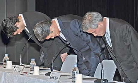 Sony executives apologise after data leak