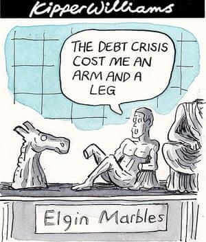 Kipper Williams Greece debt crisis: 23.06.2011