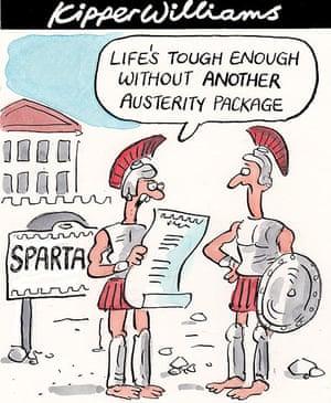 Kipper Williams Greek austerity package: 28.06.2011