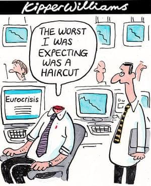 Kipper Williams European debt crisis: 3.08.2011