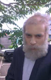 Prosthetic disguise schoolboy sentenced