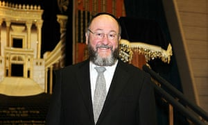 New Chief Rabbi