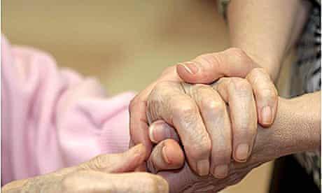 Nursing home for the elderly