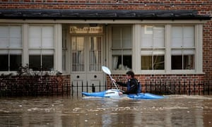 Floods And Weather Disruption Continue Into Christmas