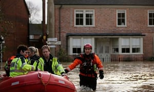 Floods And Weather Disruption