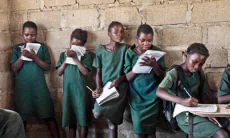 Ndege Basic School, Zambia.