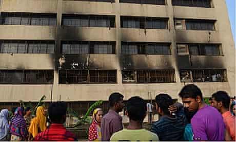 Bangladesh clothing factory