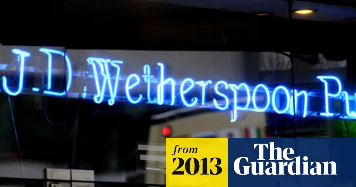 demand for real ale drives jd wetherspoon sales rise jd wetherspoon the guardian the guardian