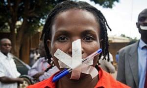 UGANDA-RAID-MEDIA