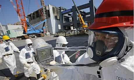 Fukushima Nuclear power plant  in Japan