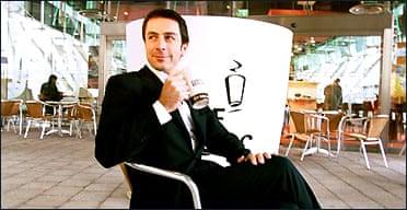 Coffee Republic's Bobby Hashemi