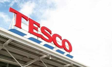 Tesco supermarket, Evesham