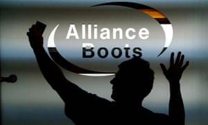 Alliance Boots logo