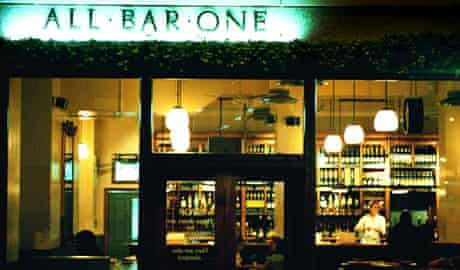 All Bar One - Mitchells and Butlers