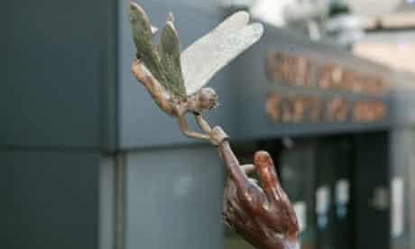 Peter Pan statue, Great Ormond Street hospital