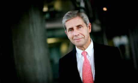 Stuart Rose, CEO of Marks & Spencer