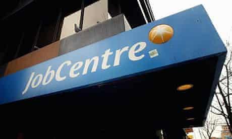 A JobCentre office