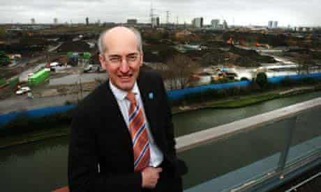 David Higgins - Olympic chief executive