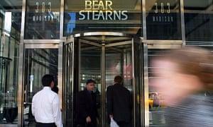 Bear Stearns HQ