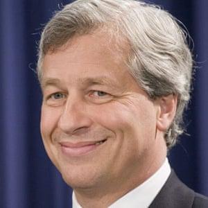 JP Morgan CEO James Dimon