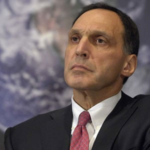 Lehman Brothers CEO Richard Fuld