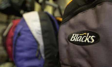 Blacks Leisure
