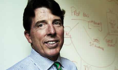 Bob Diamond of Barclays. Photograph: Sarah Lee