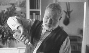 Ernest Hemingway. Photograph: Tore Johnson/Time Life/Getty Images