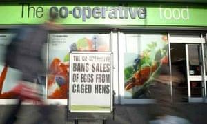 A Co-Op supermarket
