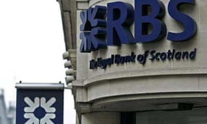 Rbs slumps to 691m loss with 6bn credit crunch hit business a royal bank of scotland branch in london reheart Choice Image