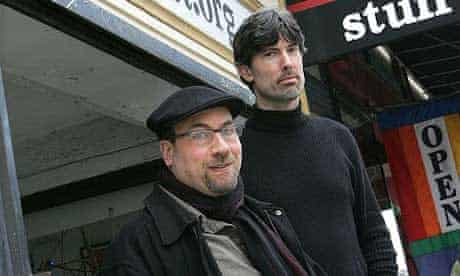 Craigslist founder Craig Newmark and CEO Jim Buckmaster