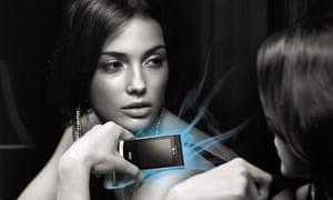 LG Secret mobile phone