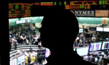 Oil trading - New York Mercantile Exchange