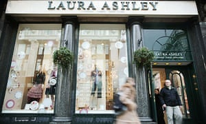 Laura Ashley Reports Rise In Sales With Signs Of A Rosy