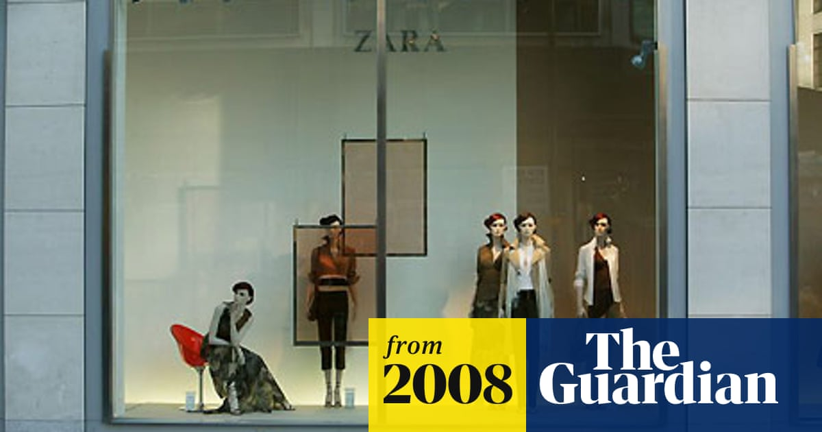 Zara overtakes Gap to become world's largest clothing