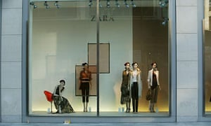 Zara overtakes Gap to become world s largest clothing retailer ... 0318987d69