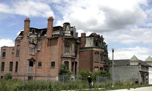 For sale at $1,250: the Detroit houses behind the sub-prime disaster