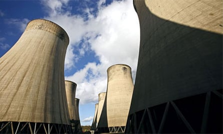The E.ON Ratcliffe-on-Soar power station in Nottinghamshire