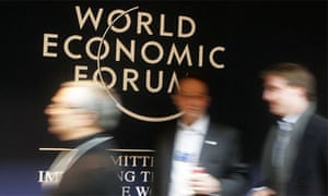 The World Economic Forum in Davos, Switzerland