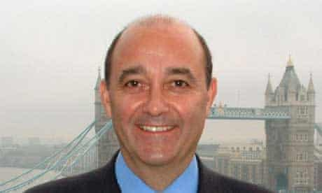 Former HBOS executive Paul Moore