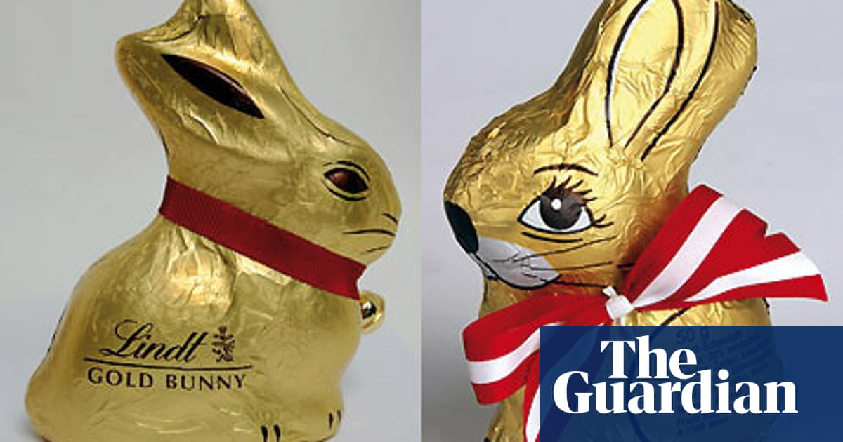 European Court Tells Austria To Solve Lindt Chocolate Bunny