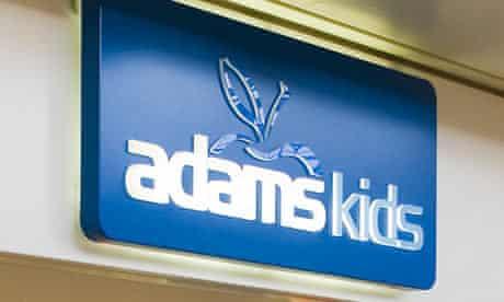 Adams Childrenswear