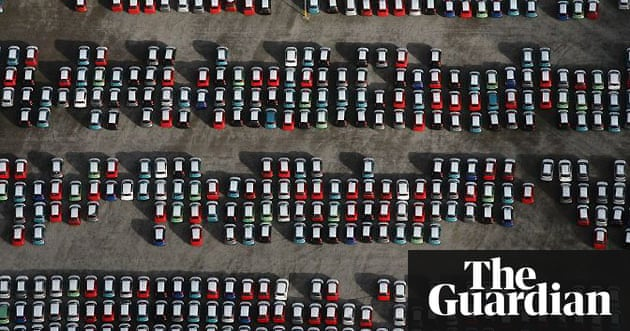 Growing stocks of unsold cars around the world | Business | The Guardian