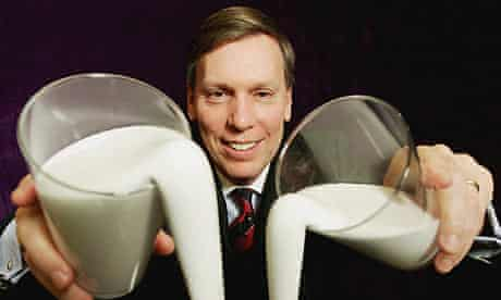 Cadbury chief executive Todd Stitzer