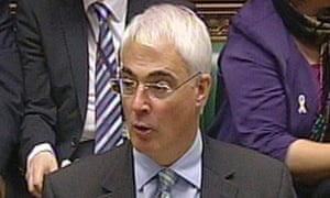 Alistair Darling secret loans