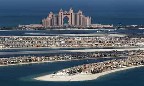 Dubai receives Abu Dhabi bailout