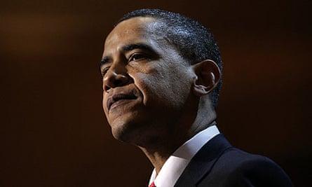 U.S. President Barack Obama speaks at the Christmas in Washington Celebration
